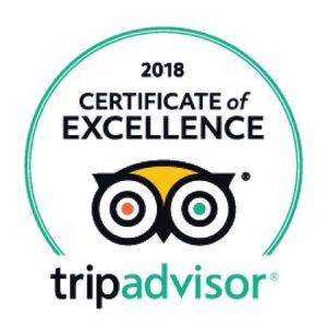 2018 Certificate of Excellence for No 31