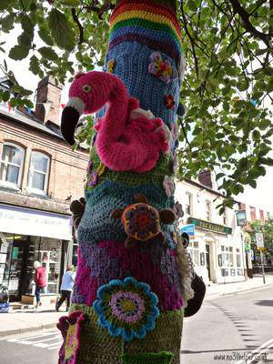 Belper Woollen High Street