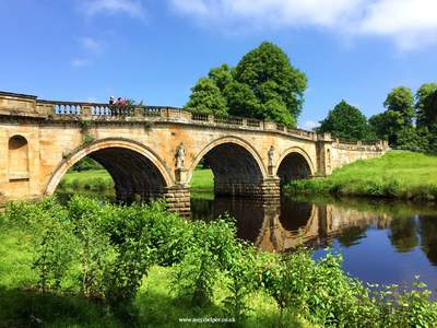 Paines Bridge Chatsworth